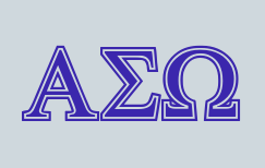 alpha sigma omega greekhouse of fonts With sigma alpha omega letters