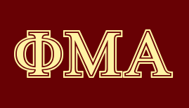phi mu alpha greekhouse of fonts With phi mu alpha letters