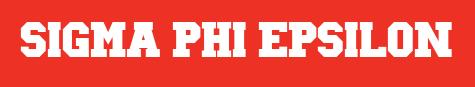 Sigma Phi Epsilon Letters Sigma Phi Epsilon Collegiate