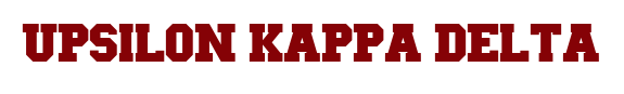 Upsilon kappa delta greekhouse of fonts for Delta upsilon letters