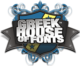Greek House of Fonts