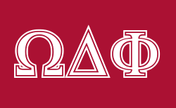 Omega Delta Phi - GreekHouse of Fonts