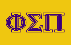 phi sigma pigreek letters example using the symbolized font
