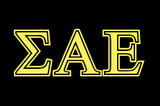sigma alpha epsilongreek letters example using the symbolized font