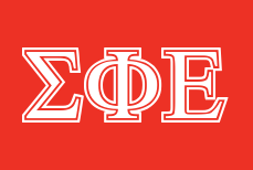 sigma phi epsilongreek letters example using the symbolized font