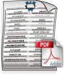 GreekFonts Line Sheet