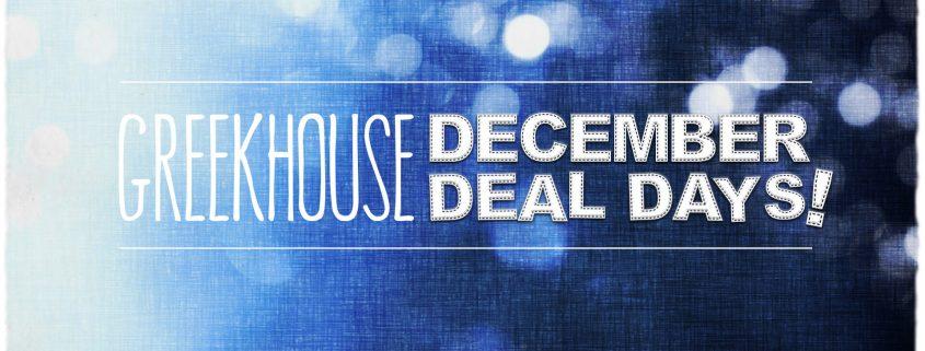 December Deal Days